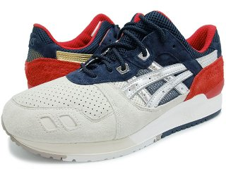 ASICS x CONCEPTS GEL LYTE III 25TH ANNIVERSARY BOSTON TEA PARTY<BR>アシックス コンセプツ ゲルライト