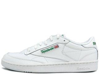 REEBOK CLUB C WHITE/GREEN<BR>リーボック クラブシー ホワイト/グリーン