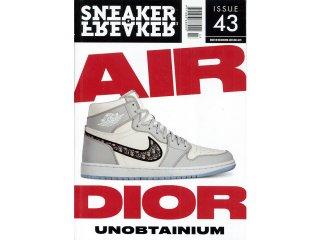 SNEAKER FREAKER ISSUE 43<BR>スニーカー フリーカー 43号