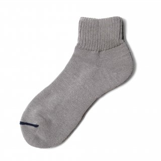 COMFY SOCKS ANKLE COOL GREY