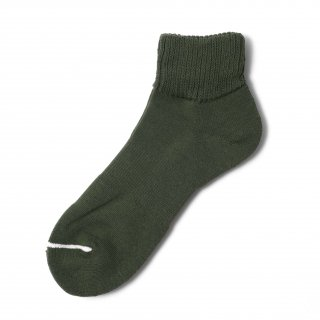COMFY SOCKS ANKLE AUTUMN GREEN