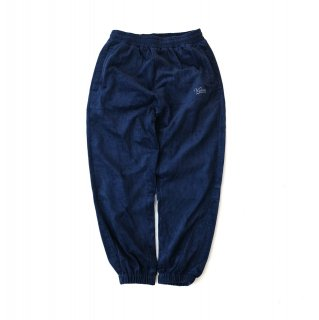 KEBOZ CORDUROY WIDE PANTS NAVY