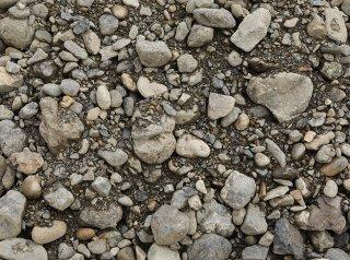 揖斐かわら石