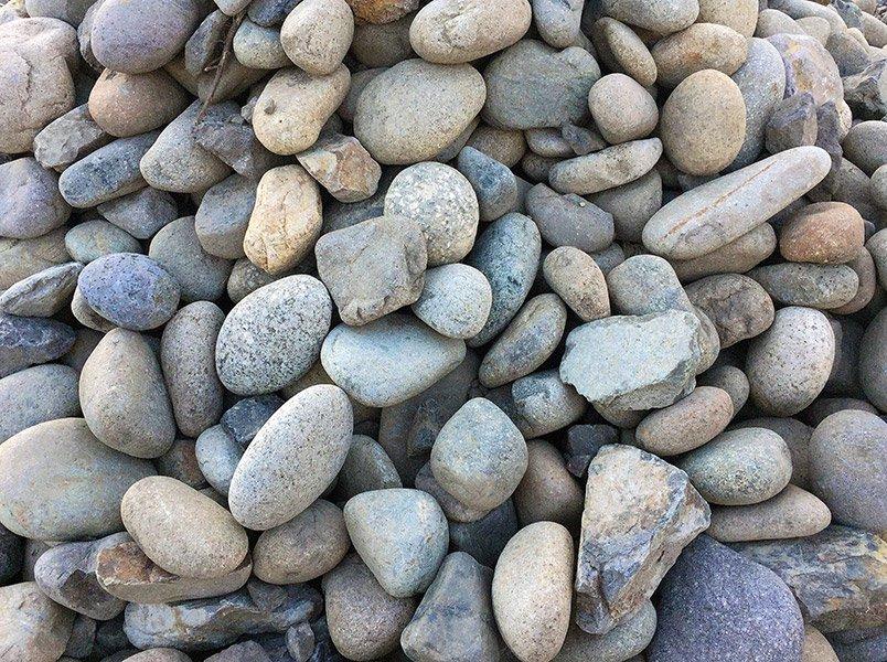 天然ゴロタ石