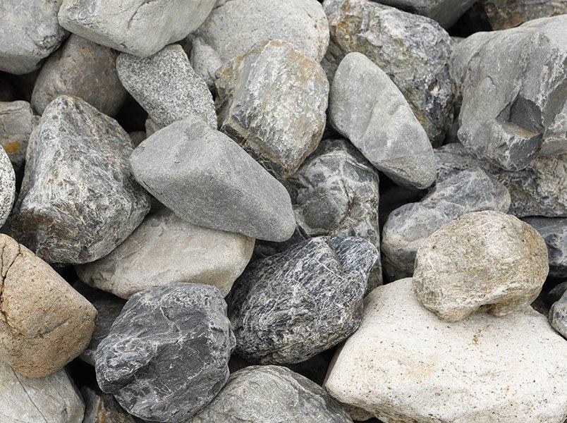 揖斐川ゴロタ石