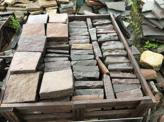 フィリピン鉄平石