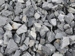 揖斐青黒割栗石(50-100mm)