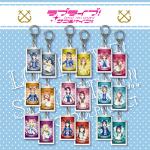 <img class='new_mark_img1' src='//img.shop-pro.jp/img/new/icons15.gif' style='border:none;display:inline;margin:0px;padding:0px;width:auto;' />ラブライブ!サンシャイン!!<br />3Dキーホルダーコレクション2