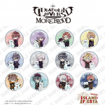 <img class='new_mark_img1' src='//img.shop-pro.jp/img/new/icons15.gif' style='border:none;display:inline;margin:0px;padding:0px;width:auto;' />【アイフェス】DIABOLIK LOVERS MORE,BLOOD <br />57mmトレーディング缶バッジ