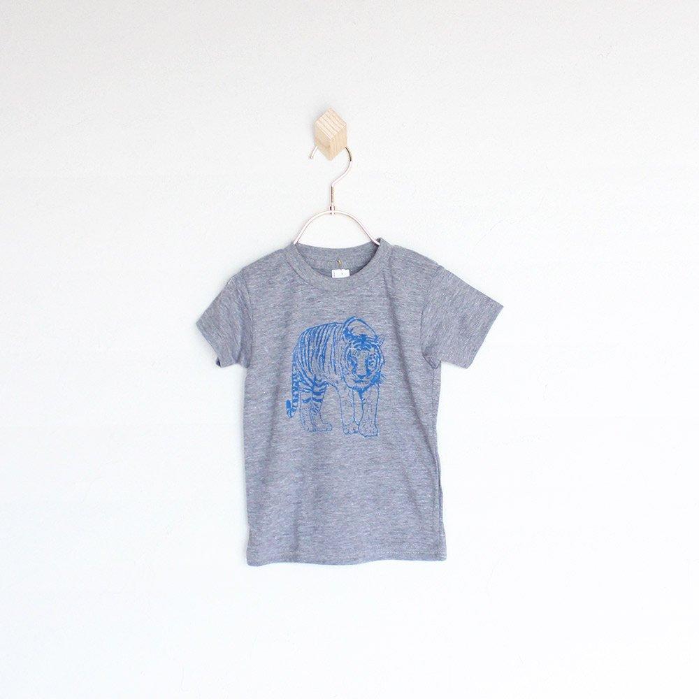 makie(マキエ)<br> アニマルTシャツ (kids)