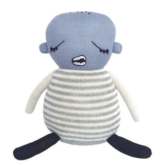 LUCKYBOYSUNDAY(ラッキーボーイサンデー)<br>Baby Boy  編みぐるみ
