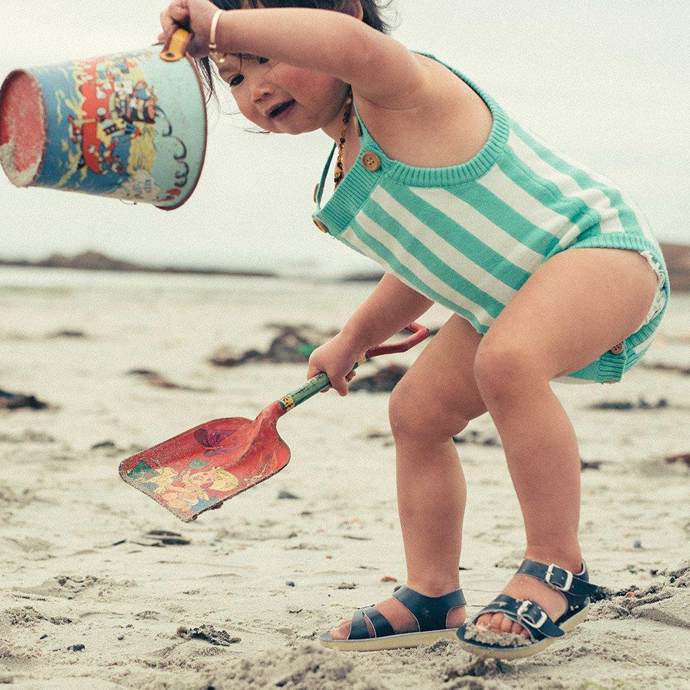 saltwater(ソルトウォーター)2019ss<br>seawee ベビーサンダル