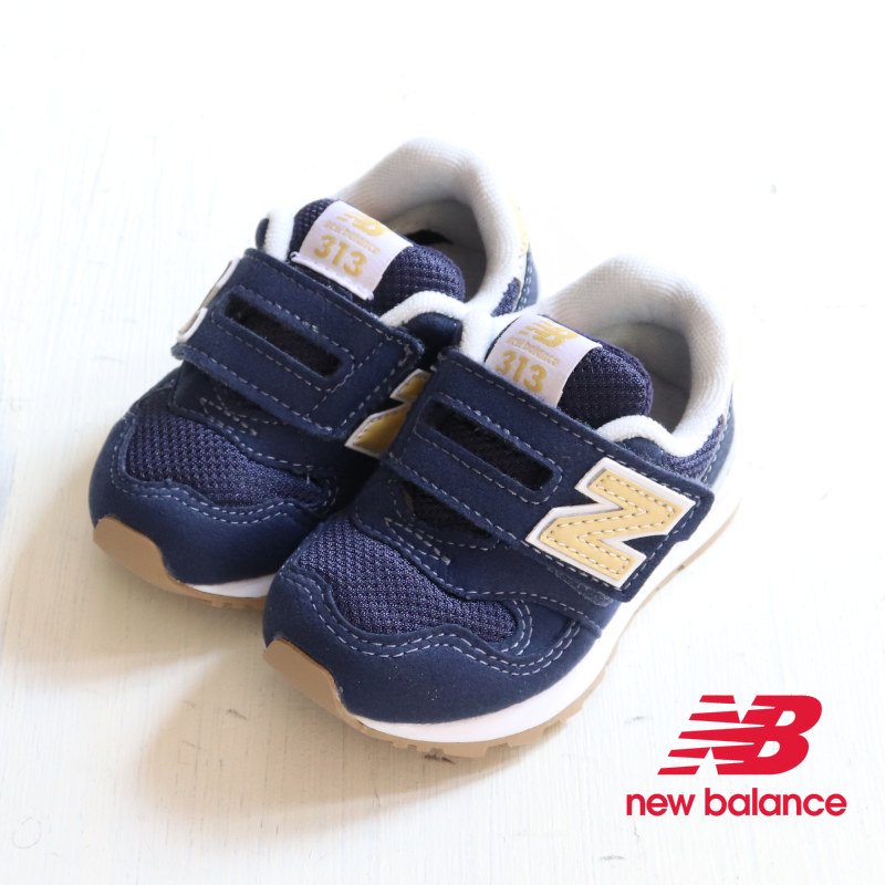 <img class='new_mark_img1' src='https://img.shop-pro.jp/img/new/icons5.gif' style='border:none;display:inline;margin:0px;padding:0px;width:auto;' />NEW BALANCE(ニューバランス)2019AW<br>IO313 NV(ベビー・キッズ)<br>IO313NV(navy/red)