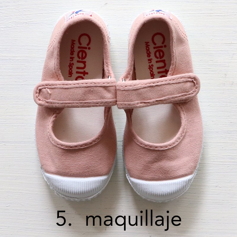 Cienta(シエンタ)2020SS<br>キッズ ベルクロ ストラップ シューズ 靴<br>スニーカー