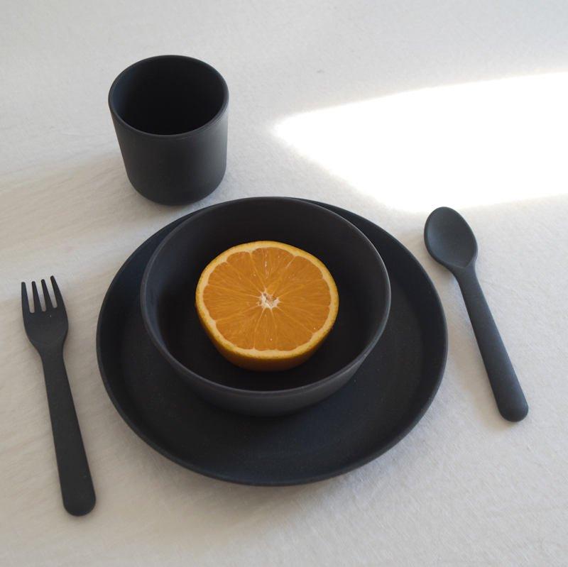 cink(サンク)<br>デンマークのbambooキッズ食器<BR> トドラーギフトセット
