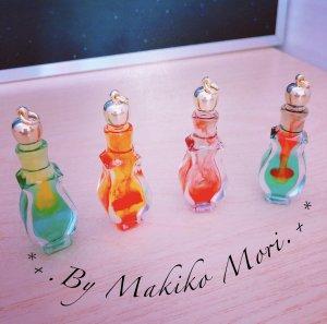 【By Makiko Mori】 3.DONATELLA(ドナテッラ) 「神から授かったもの、美しい贈り物」