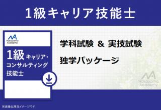 <img class='new_mark_img1' src='https://img.shop-pro.jp/img/new/icons30.gif' style='border:none;display:inline;margin:0px;padding:0px;width:auto;' />CG1st508 1級キャリア技能士学科&実技独学パッケージ(第8回向け)