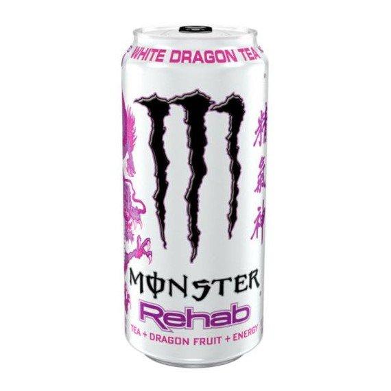 送料込】Rehab White Dragon Tea 458ml (エナジードリンク) - Monster ...