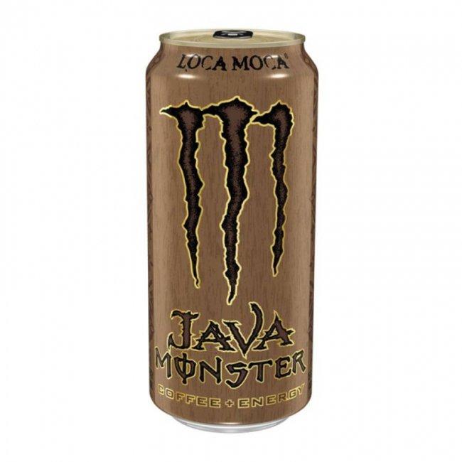 送料込】Java Loca Moca 443ml (エナジードリンク) - Monster Energy ...