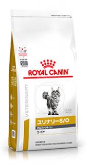 猫用:ユリナリーS/O オルファクトリー ライト 2kg