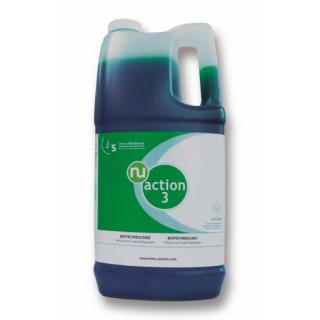 アクション・スリー 油汚れ用バイオ洗剤<業務用・軽〜中度汚染>プロ・ユースサイズ