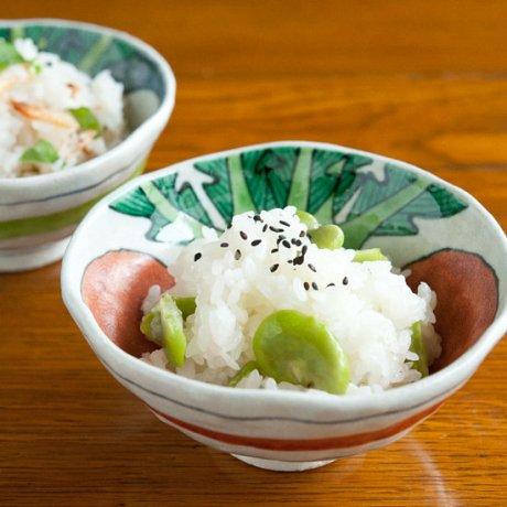 かぶ飯碗(赤かぶ・白かぶ)