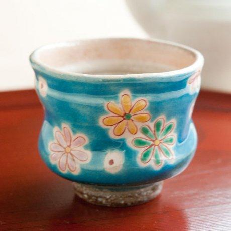 トルコ花文煎茶