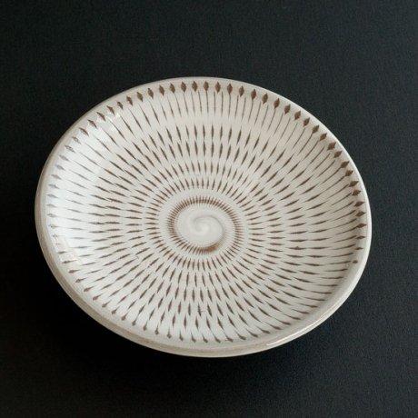 とびかんな小皿