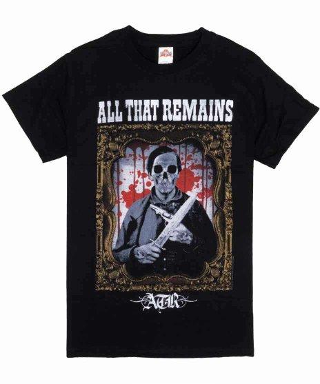 オール ザット リメインズ ( All That Remains ) Tシャツ Deadman