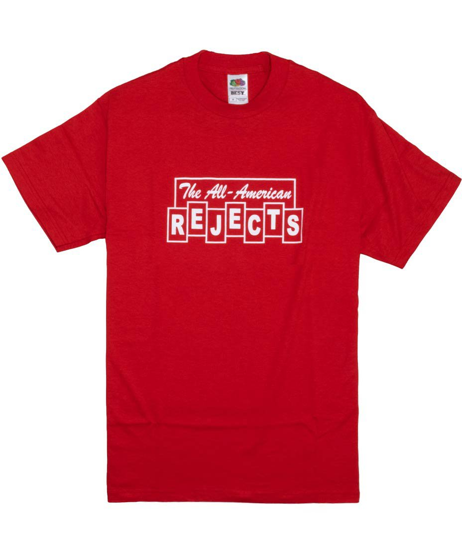 all american rejects tシャツ blocks 通販のマンハッタンプロジェクト