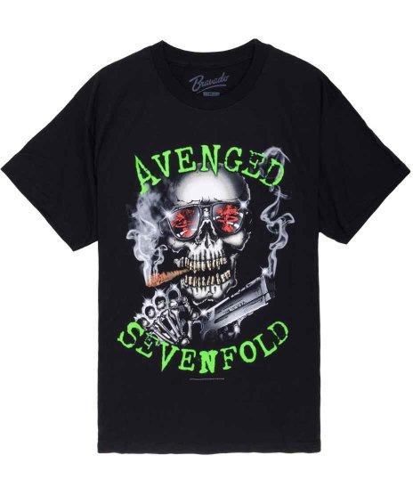 アヴェンジド セブンフォールド ( Avenged Sevenfold ) Tシャツ Born For War