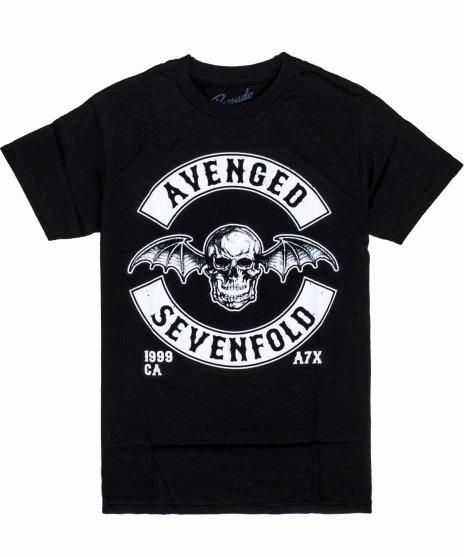 アヴェンジド セブンフォールド ( Avenged Sevenfold ) Tシャツ Death Bat
