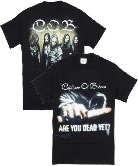 チルドレン オブ ボドム ( Children Of Bodom ) Tシャツ Fist