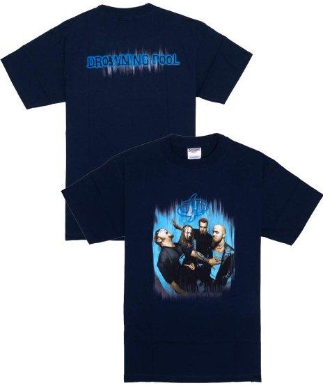 ドローウィング プール ( Drowning Pool ) Tシャツ Hold Up