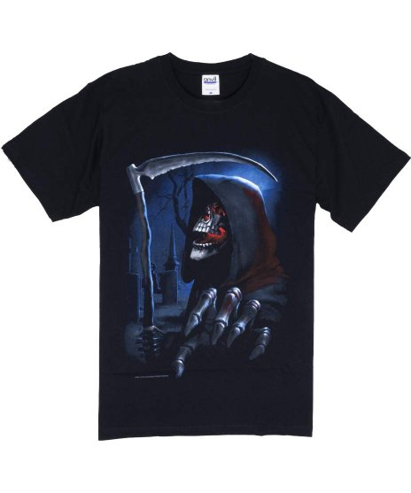 ハロウィンTシャツ Reaper