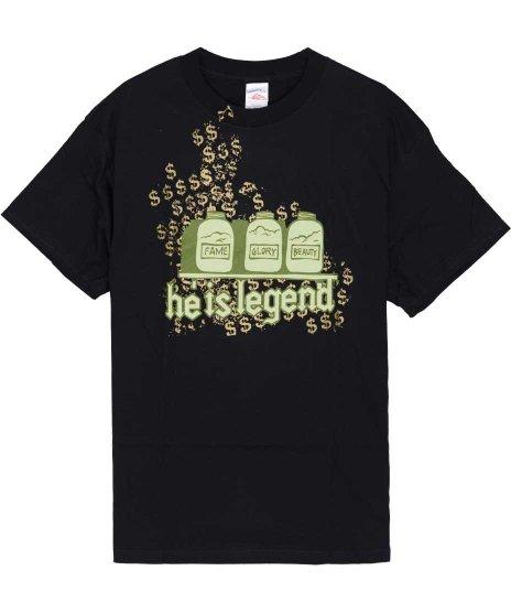 ヒー イズ レジェンド ( He Is Legend ) Tシャツ Jars