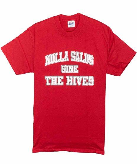 ハイブス ( The Hives ) Tシャツ Nulla Salus Sine