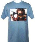 マイルス デイビス ( Miles Davis ) Tシャツ Trumpet Stare