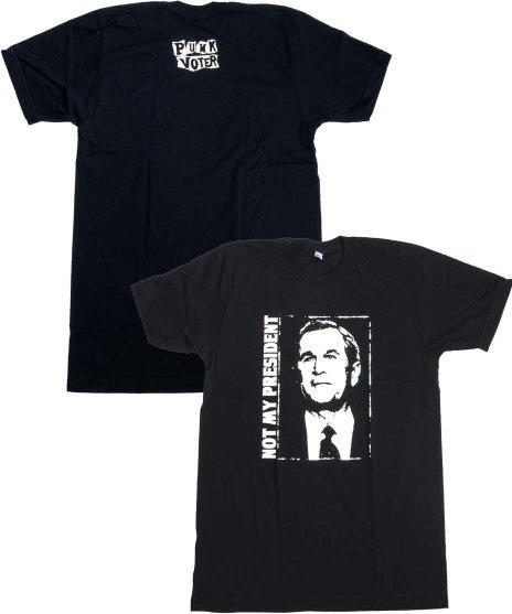NOFX Tシャツ Not My President