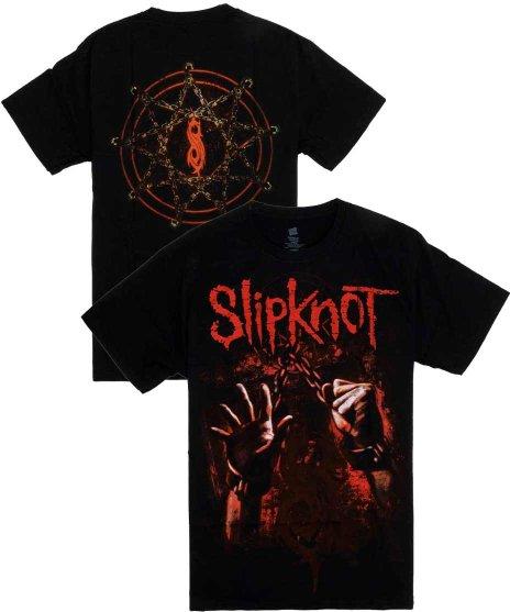 スリップノット ( Slipknot ) Tシャツ Chained Hands