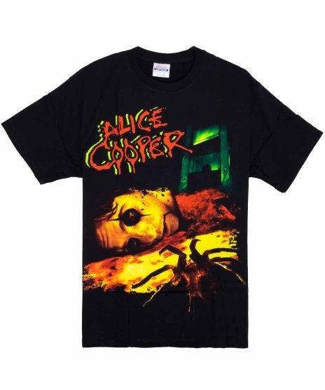 アリス クーパー Tシャツ Shows Over
