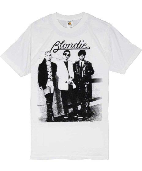 ブロンディー ( Blondie ) ロックTシャツ Together White