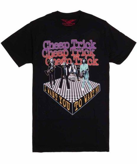 チープ トリック ( Cheap Trick ) Tシャツ I Want You To Want Me