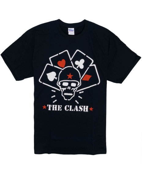 <img class='new_mark_img1' src='https://img.shop-pro.jp/img/new/icons39.gif' style='border:none;display:inline;margin:0px;padding:0px;width:auto;' />クラッシュ ( The Clash ) Tシャツ Straight To Hell
