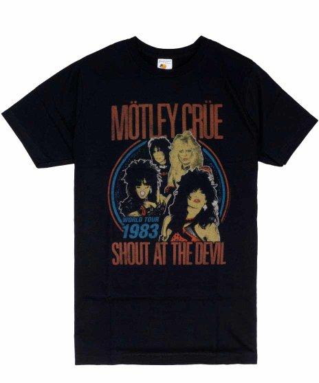 モトリー クルー ( Motley Crue ) Tシャツ Vintage Shout