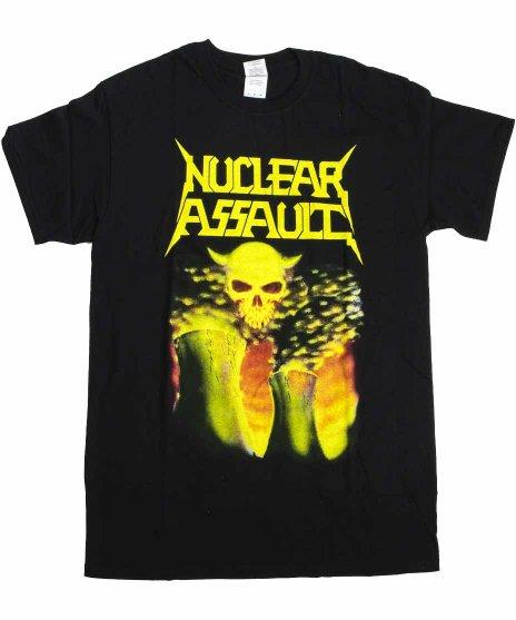 ニュークリア アサルト ( Nuclear Assault ) Tシャツ Survive