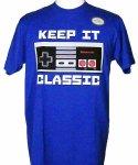 ニンテンドー ( Nintendo ) Tシャツ Keep It Classic
