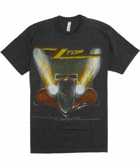 ZZトップ ( ZZ Top ) Tシャツ Eliminator