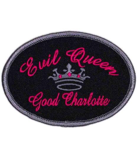 Good Charlotte バンドワッペン Evil Queen