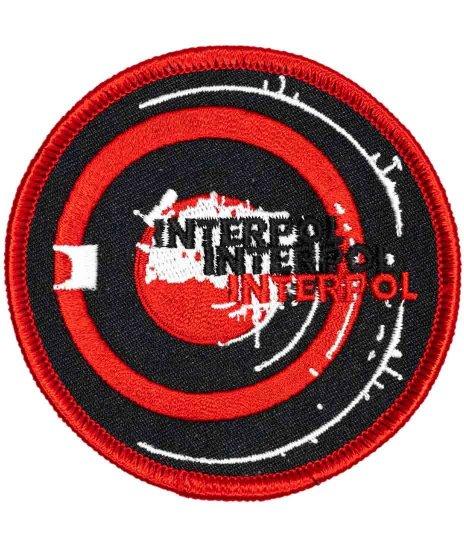 Interpol バンドワッペン Circle